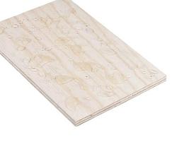 Spruce WeatherGuard plywood panel