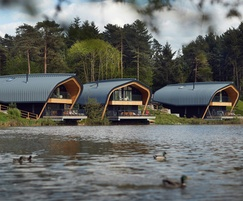 Waterside Lodges, Center Parcs Elveden Forest