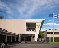 Metsä Pavilion for Tokyo Summer Olympics