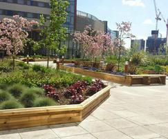 WoodBlocX: Improve outdoor areas with WoodBlocX
