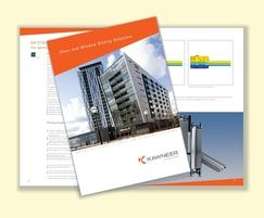 Kawneer UK: Sliding solutions brochure launched by Kawneer