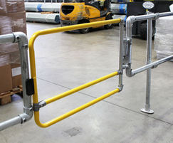 Kee Safety: Kee Safety self-closing gates comply with BSI standard
