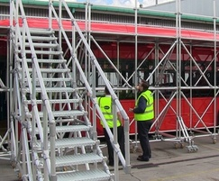 Safety assured mobile access platform