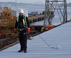 KEELINE®  wire fall protection for working at heights
