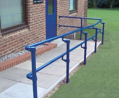 Kee Access components for DDA compliant handrails