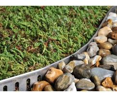 Lindum EdgeGuard™  flexible green roof edging