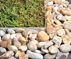 Lindum EdgeGuard™  straight green roof edging