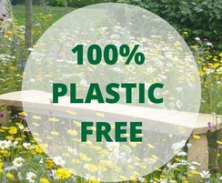 Lindum Turf: Lindum turf & green roof products are 100% plastic-free