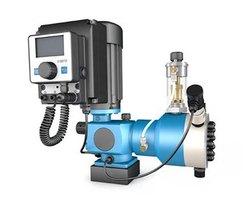 C409.2KM controllable piston diaphragm pump