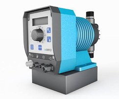 CS204.1 self ventilating solenoid diaphragm pump