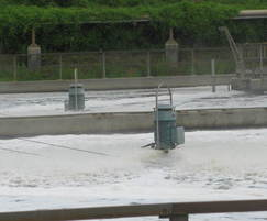 Effluent plant upgrade with Aqua Turbo® aerators