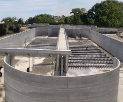 AER-GRID, stainless steel grids for aeration tanks