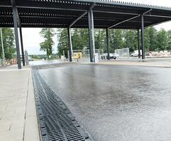 Marshalls, Birco 300 high capacity drainage system