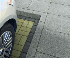 Marshalls Conservation Textured Kerb Charcoal