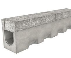 Drexus Pave Drain – Textured Silver Grey