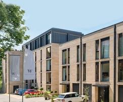 Woodcroft housing development, Morningside, Edinburgh