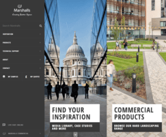 Marshalls launches new commercial website