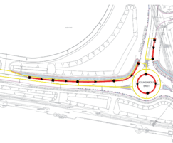 Marshalls linear drainage design service