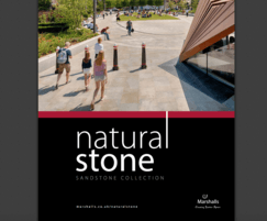 Marshalls: New Sandstone Collection brochure from Marshalls