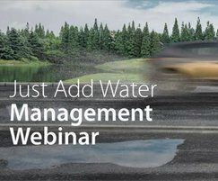 Marshalls: Surface water management webinar – facing the challenges