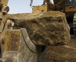Marshalls block stone quarrying