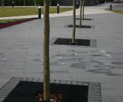 ASF 3000/ST steel tree guards
