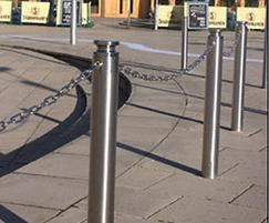 ASF 5008 stainless steel bollard | Architectural Street