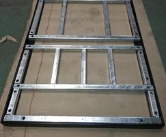 ASF Bronze Tree Grille Ladder Support Frame