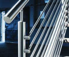 Balustrade step Unit