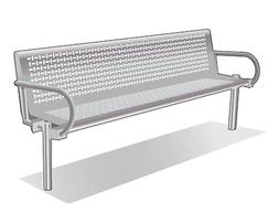 ASF 6003 seat drawing