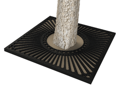 ASF 309 Recycled Cast Iron Tree Grille