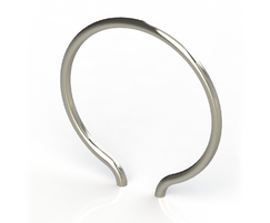 ASF 8016 Stainless Steel Cycle Hoop