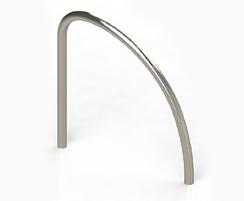 ASF 9001 Steel Shark Fin Cycle Hoop