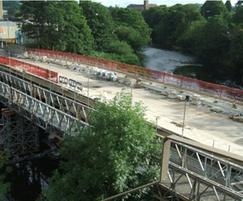 Cleggford Bridge
