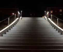 ASF LED Downlighting Handrail
