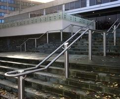 ASF 5006 handrailing