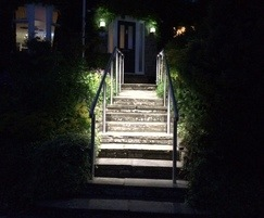 ASF LED QLight illuminated handrailing