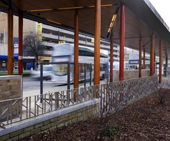 ASF bespoke stainless steel railings