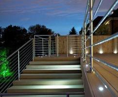 ASF stainless steel railings