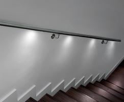 ASF LED illuminated hand-railing