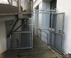 ASF caging