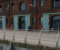 ASF Stainless Steel Quayside Posts