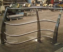 ASF Nowegian gate in workshop