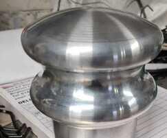 Machine Aluminium Bollard Top