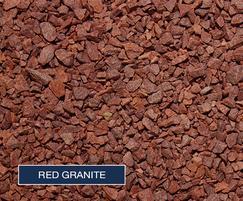 Red Granite DekorGrip Resin Bond