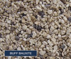 Buff Bauxite DekorGrip resin bond surface