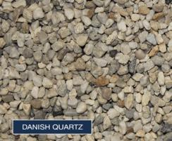 Danish Quartz DekorGrip resin bond surface