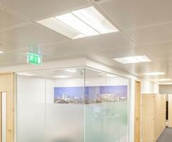 Armstrong Ceiling Systems: Daiwa banks on Armstrong's metal ceilings