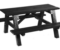Cheaton recycled plastic picnic table