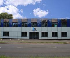 Knauf Insulation: Alumet reveals striking new façade